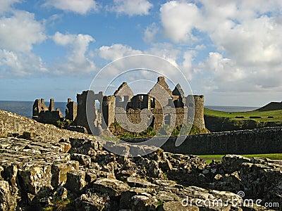 Dunluce Castle 14