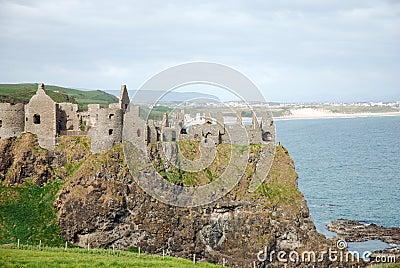 Dunluce Castle & Portrush