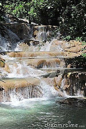 Dunn s River Falls in Ocho Rios Jamaica