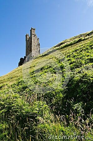 Dunstanburgh Tower