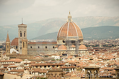Duomo Campanile in Florence