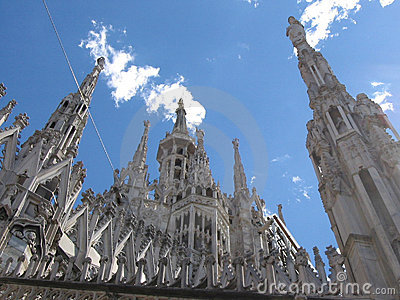 Royalty Free Stock Photography: Duomo di milano