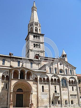 Free Duomo Di Modena ( Italia ) Stock Images - 23028494