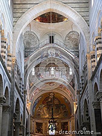 Duomo di Pisa, Italia