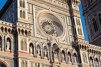 Duomo of Florence, Detail
