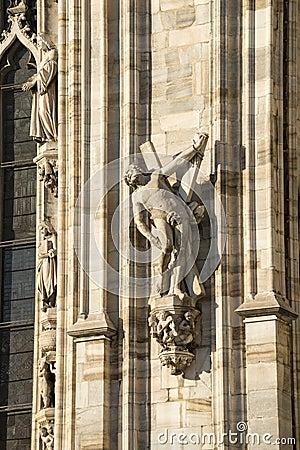 Duomo of Milan, statues