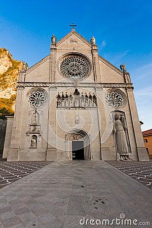 The duomo of S. Maria Assunta, Gemona del Friuli,