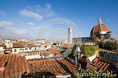 The Duomo (wide angle)