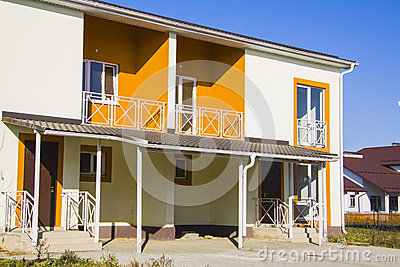 Duplex stock photo image 47915800 - What is duplex house concept ...