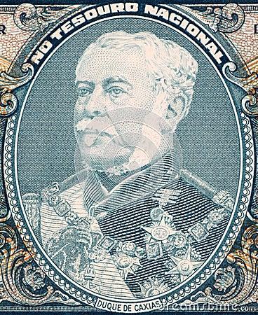 Duque de Caxias Editorial Stock Photo