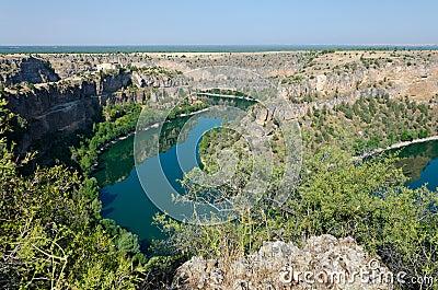 Duraton River Gorges
