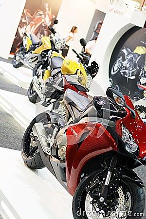 Durban Motor Show Editorial Stock Photo