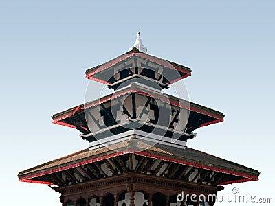 Durbar Square - Kathmandu, Nepal.