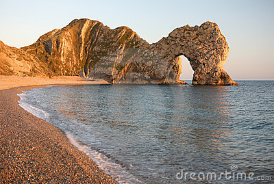Durdle Door Sea Arch, Dorset