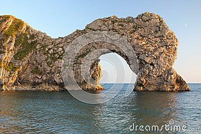 Durdle Door Sea Arch Dorset
