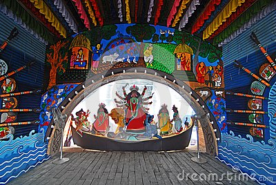 Durga Festival of Kolkata