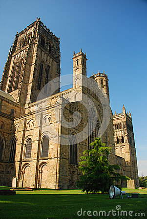 Durham Cathedral, England Great Britain.
