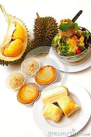 Durian Delicacies