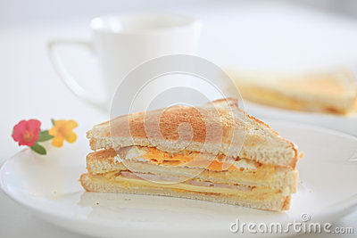 Durian sandwich