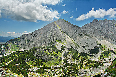 Durmitor mountain Montenegro
