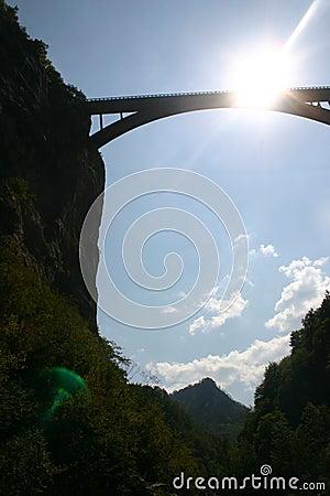 Free Durmitor Mountains Bridge Stock Photos - 1869543
