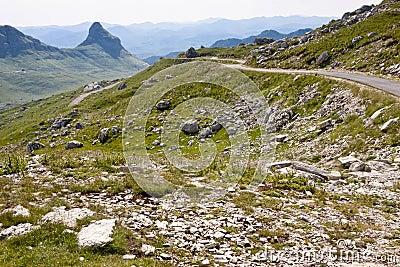 Durmitor National Park. Montenegro, Balkans