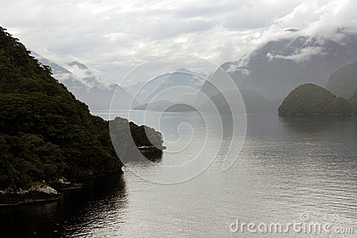 Dusky Sound, Fiordland, New Zealand