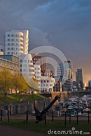 Dusseldorf Editorial Stock Photo