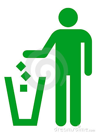 Dust Bin Royalty Free Stock Photography - Image: 7855737
