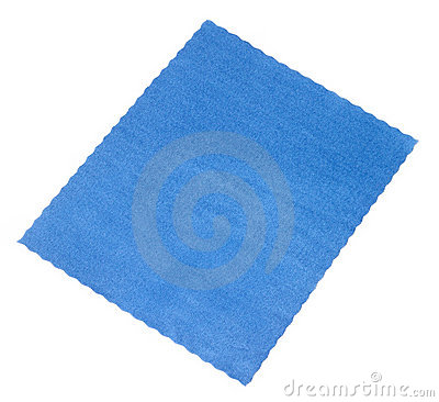 Dust wiping cloth