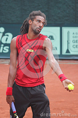 Dustin Brown Editorial Stock Image