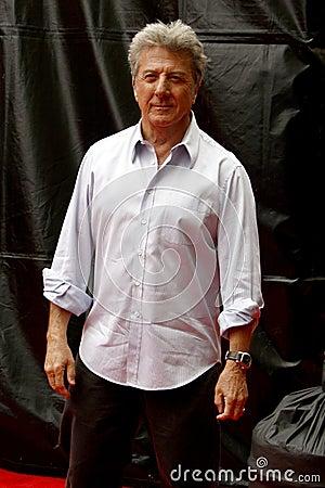 Dustin Hoffman Editorial Stock Photo