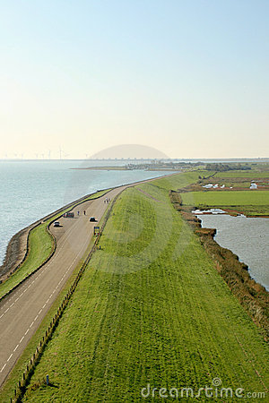 Free Dutch Along The Oosterschelde Stock Images - 3980884