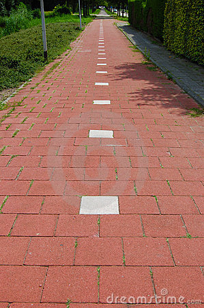 Dutch Bike Path