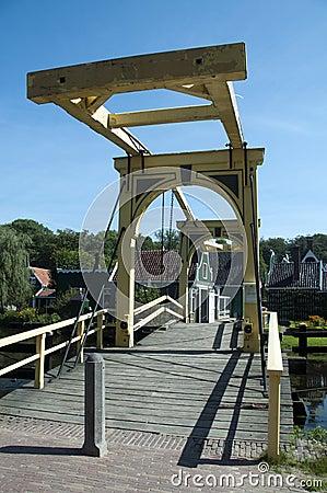 Dutch bridge lik ein Amsterdam