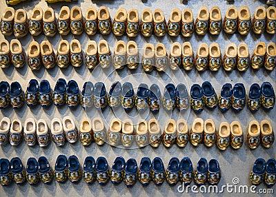 Dutch clogs souvenirs