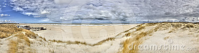 Dutch Coast Panorama