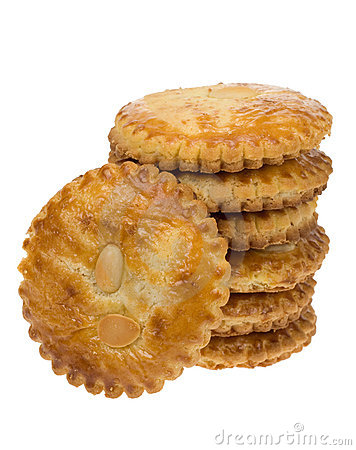Free Dutch Cookie Royalty Free Stock Photography - 4366907