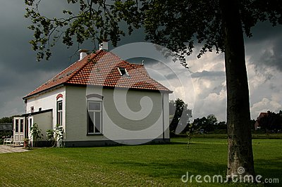 Dutch country house