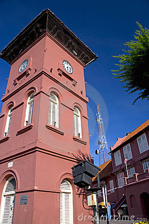 Dutch Era Clock Tower