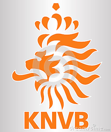 dutch football club logo stock vector image 41812688