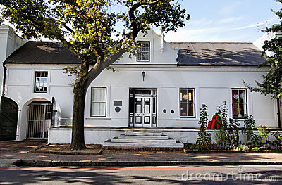 Dutch House in South Africa