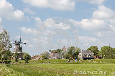 Dutch landscape