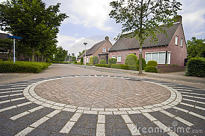 Dutch roundabout