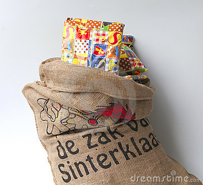 Dutch Sinterklaas celebration