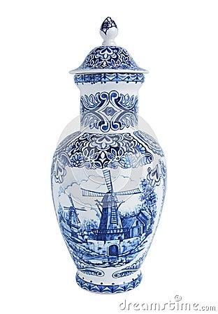 Dutch vase