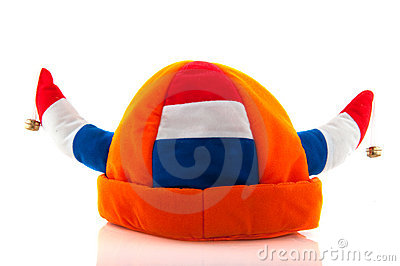 Dutch winning team