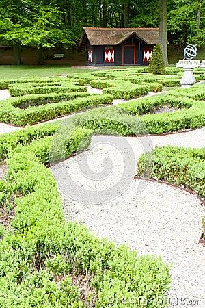Dutch Zen Garden