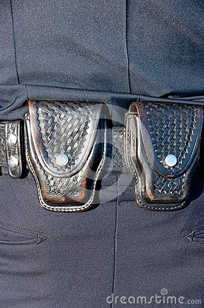 Duty belt