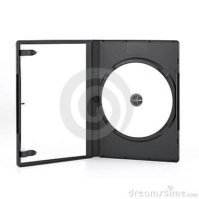 DvD Blank Case With Insert